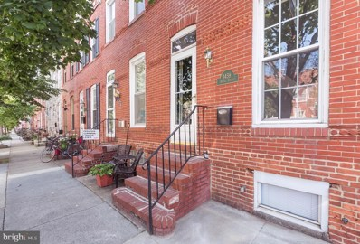 1459 Andre Street, Baltimore, MD 21230 - MLS#: 1002288984