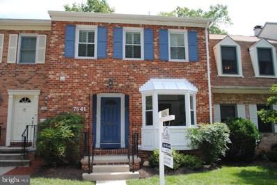 7641 Heatherton Lane, Potomac, MD 20854 - MLS#: 1002289142