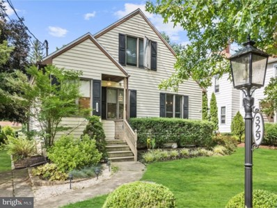 329 Linden Street, Moorestown, NJ 08057 - MLS#: 1002291932