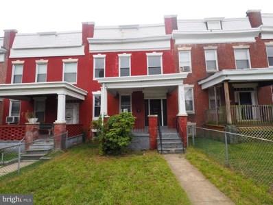 3809 Edmondson Avenue, Baltimore, MD 21229 - #: 1002291972