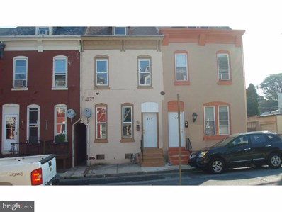 805 Gordon Street, Reading, PA 19601 - MLS#: 1002291996