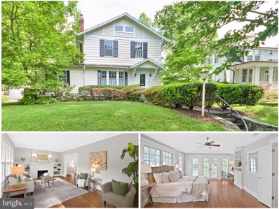 3917 Underwood Street, Chevy Chase, MD 20815 - #: 1002292002