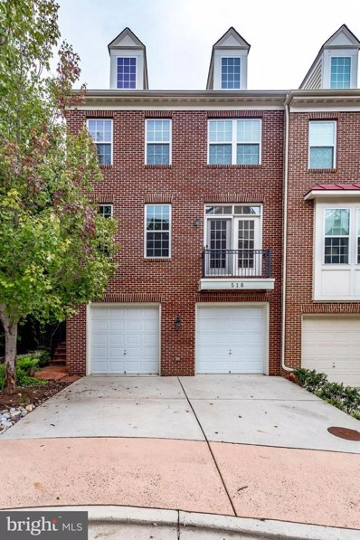 518 Triadelphia Way, Alexandria, VA 22312 - #: 1002292006