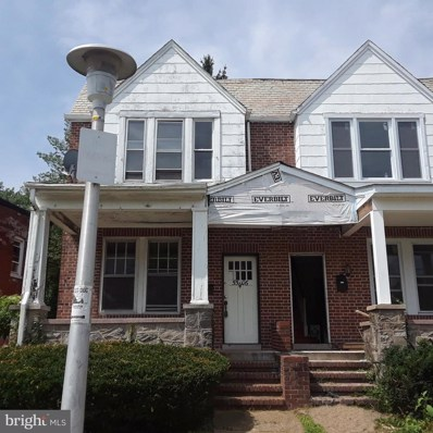 5506 Ready Avenue, Baltimore, MD 21212 - #: 1002292022