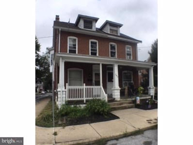 2 W 6TH Street, Pottstown, PA 19464 - #: 1002292336