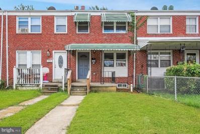 7807 St Patricia Lane, Baltimore, MD 21222 - #: 1002292482