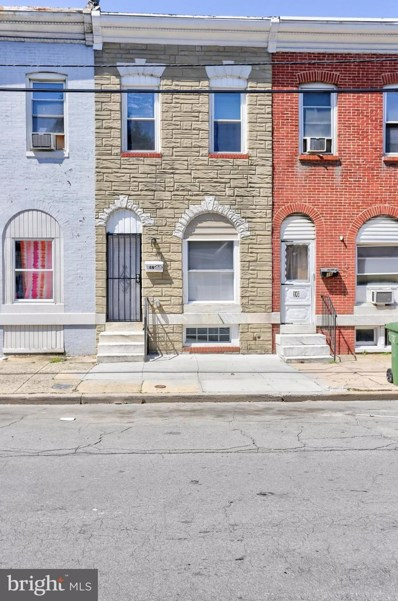 14 Kresson Street, Baltimore, MD 21224 - #: 1002292794