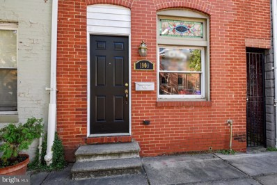 1909 Fleet Street, Baltimore, MD 21231 - MLS#: 1002293468