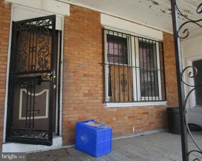 6228 Delancey Street, Philadelphia, PA 19143 - #: 1002293984