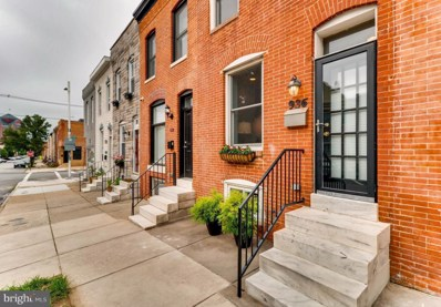 936 Clinton Street, Baltimore, MD 21224 - MLS#: 1002294064