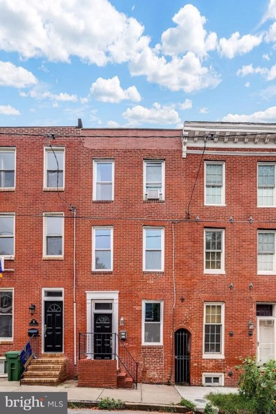 1216 William Street, Baltimore, MD 21230 - MLS#: 1002294178