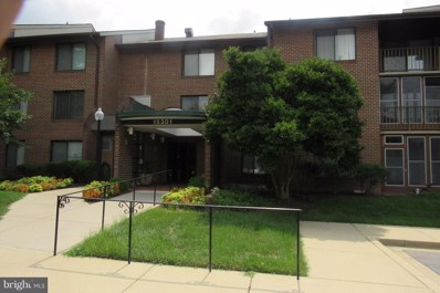 15301 Beaverbrook Court UNIT 92  1-K, Silver Spring, MD 20906 - #: 1002294566