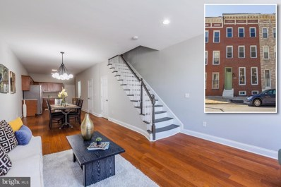 723 Chase Street E, Baltimore, MD 21202 - MLS#: 1002294676