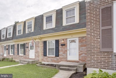 21 Congaree Court, Baltimore, MD 21236 - #: 1002294772