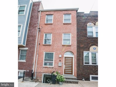611 S 11TH Street, Philadelphia, PA 19147 - MLS#: 1002294864
