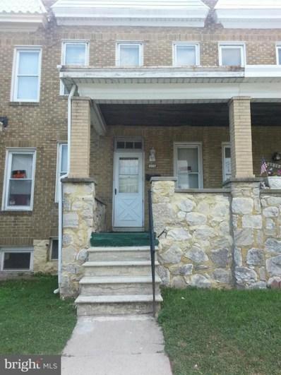 4227 Nicholas Avenue, Baltimore, MD 21206 - #: 1002295334