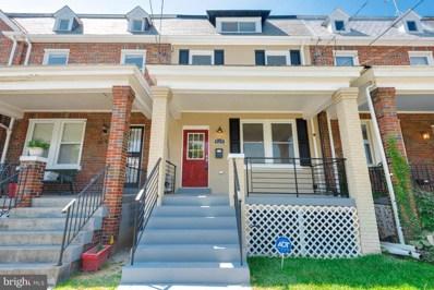 424 Ingraham Street NW, Washington, DC 20011 - #: 1002297286