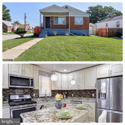 3104 Hillcrest Avenue, Baltimore, MD 21234 - MLS#: 1002297486