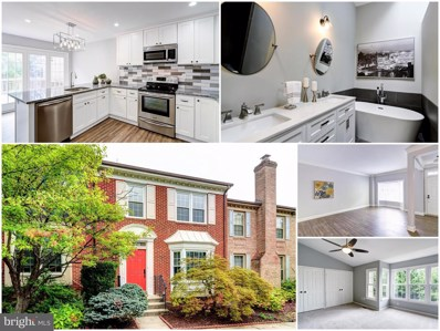 7509 Cadbury Row, Alexandria, VA 22315 - MLS#: 1002297540
