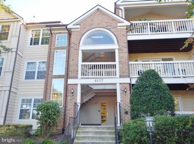 6107 Wigmore Lane UNIT G, Alexandria, VA 22315 - MLS#: 1002297594