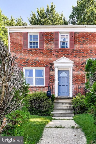 5124 Terrace Drive, Baltimore, MD 21236 - MLS#: 1002297736