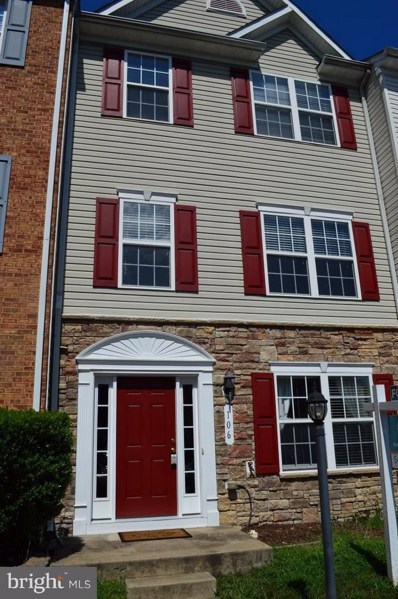 106 Clearwater Court, Stafford, VA 22554 - #: 1002297740