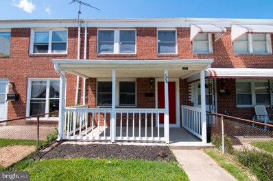 7834 St Claire Lane, Baltimore, MD 21222 - #: 1002297970
