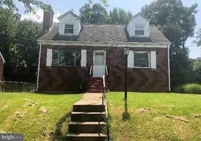 5505 Monroe Street, Hyattsville, MD 20784 - #: 1002298520