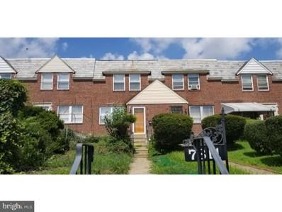 7811 Thouron Avenue, Philadelphia, PA 19150 - MLS#: 1002299024
