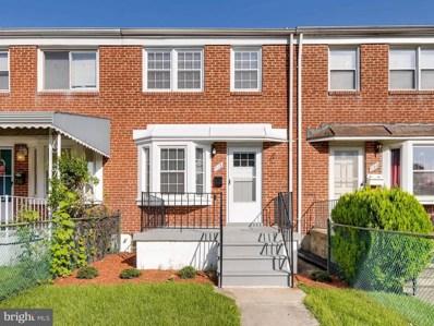 718 Norris Lane, Baltimore, MD 21221 - MLS#: 1002299192