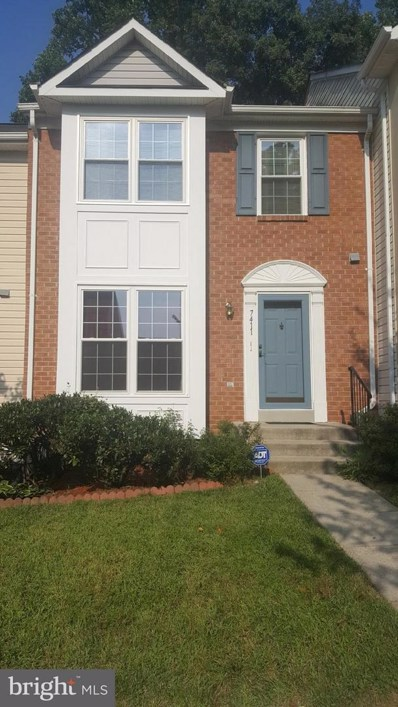 7411 Belgravia Lane, Hyattsville, MD 20785 - MLS#: 1002299728