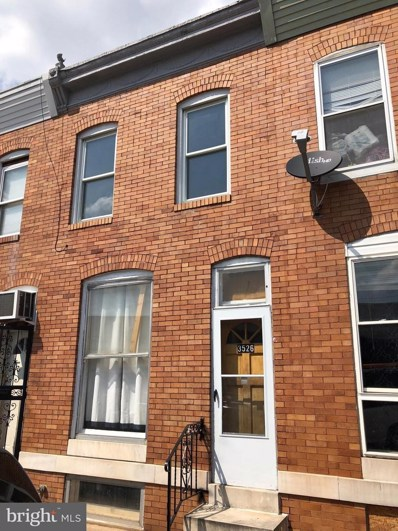 3526 Noble Street, Baltimore, MD 21224 - #: 1002299786