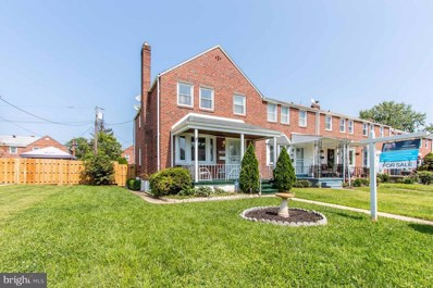 2044 Belvedere Avenue, Baltimore, MD 21239 - MLS#: 1002299854