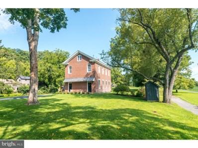 34 Uhlerstown Hill Road, Upper Black Eddy, PA 18972 - MLS#: 1002300038