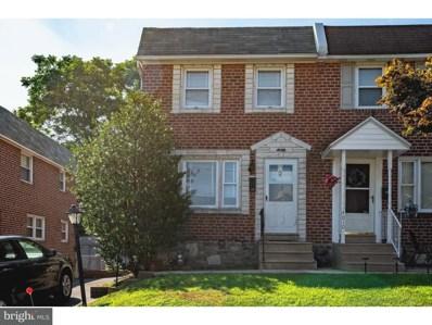 4008 Evans Lane, Drexel Hill, PA 19026 - MLS#: 1002300382