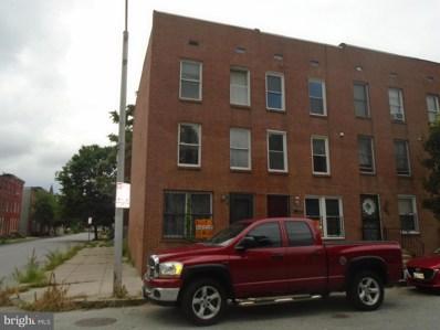 700 Brune Street, Baltimore, MD 21201 - MLS#: 1002300410