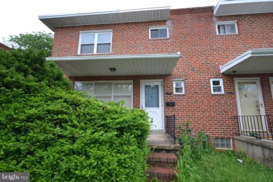 7106 Boxford Road, Baltimore, MD 21215 - #: 1002300444