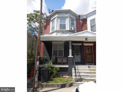 1422 N Vodges Street, Philadelphia, PA 19131 - #: 1002302822