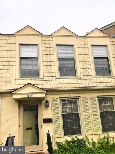1705 Dana Street, Crofton, MD 21114 - #: 1002302882