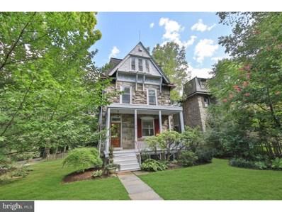 318 W Moreland Avenue, Philadelphia, PA 19118 - #: 1002303014