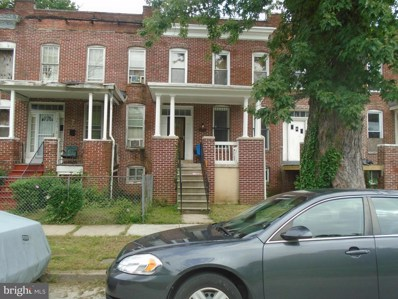 3415 Dupont Avenue, Baltimore, MD 21215 - MLS#: 1002303760