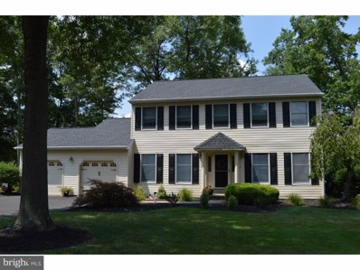 1744 Brook Lane, Jamison, PA 18929 - MLS#: 1002304008