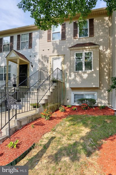 161 Azalea Court UNIT 21-3, Upper Marlboro, MD 20774 - MLS#: 1002305556