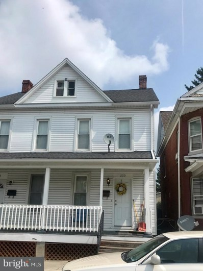 220 2ND Avenue, Hanover, PA 17331 - #: 1002305604