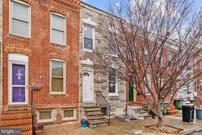 130 Randall Street, Baltimore, MD 21230 - #: 1002306614