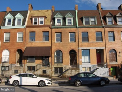 1611 Saint Paul 1ST Floor Street, Baltimore, MD 21202 - MLS#: 1002306856