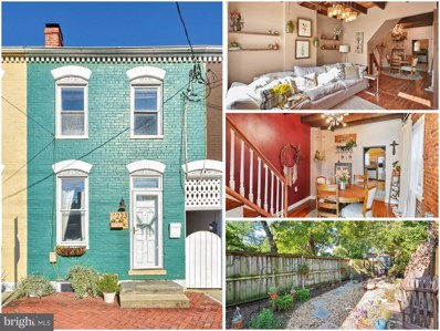 223 Center Street, Frederick, MD 21701 - MLS#: 1002306910
