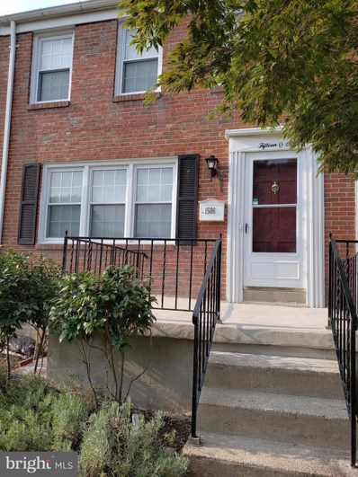 1506 Dellsway Road, Baltimore, MD 21286 - #: 1002306928