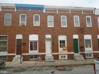 807 Glover Street N, Baltimore, MD 21205 - #: 1002306932