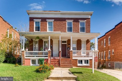 5007 Midwood Avenue, Baltimore, MD 21212 - #: 1002307430